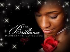 The Brilliance Debutante Cotillion logo