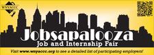 Jobsapalooza logo
