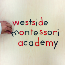 Westside Montessori Academy logo