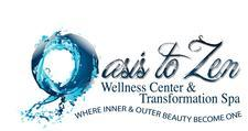 Cheri Petroni, Holistic Aesthetician and Self Care Expert, Owner of Oasis to Zen Wellness Spa logo