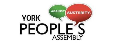 York & N Yorks People's Assembly Against Austerity