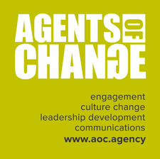 Agents of Change logo