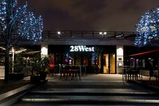 28 West Bar logo