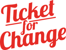 Ticket for Change  logo