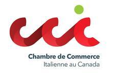 Chambre de commerce italienne au Canada  logo