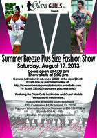 V.I.P.Glam Gurls Summer Breeze Fashion Show