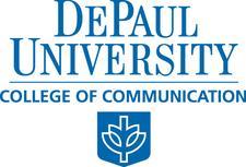 DePaul University, College of Communication logo