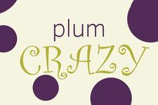 plumCRAZY art logo