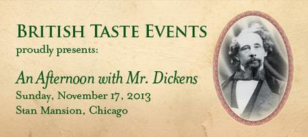 An Afternoon with Mr. Dickens