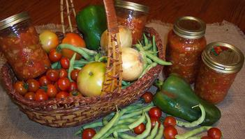 Canning Demonstrations: August 31 and September 1