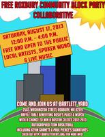 Roxbury Community Block Party Collaborative
