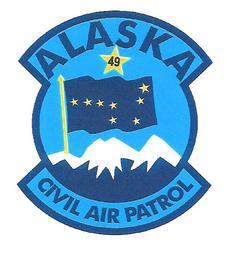 Alaska Wing Civil Air Patrol logo