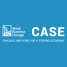 Chicago Anchors for a Strong Economy (CASE) logo