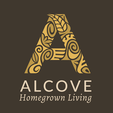 Alcove Homegrown Living logo