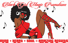 Black Girl Magic Promotions logo