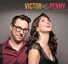 Victor & Penny logo