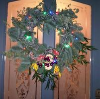 Christmas Door Wreaths, Free to register interest. Cost £23.50