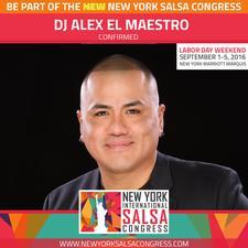 Dj Alex El Maestro logo