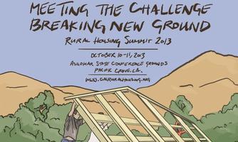 Rural Housing Summit 2013: Meeting the Challenge,...