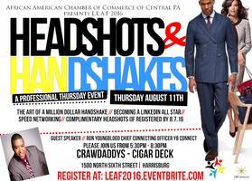 LEAF - Linking Entrepreneurs After Five - Headshots &...