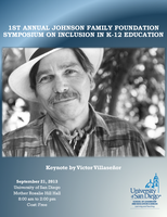 1st Annual Johnson Family Foundation Symposium on...