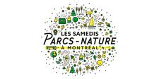 Les Samedis Parcs-nature logo