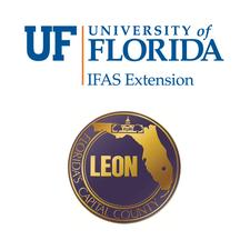 UF/IFAS Leon County Extension logo