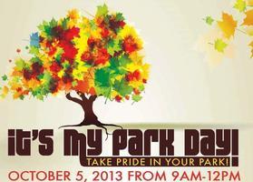 IT'S MY PARK DAY DALLAS! FALL 2013