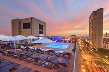 The Colonnade Hotel Roof Top Pool logo
