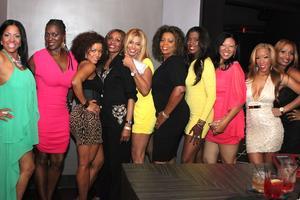 Caribbean Wives Premiere - A Red Carpet Affair