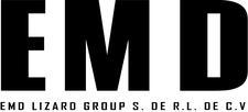 GRUPO EMD & LIZARD ENTERTAINMENTS logo