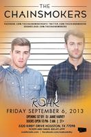The Chainsmokers at Roak