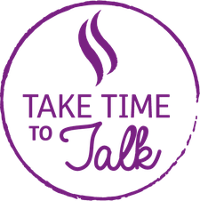 Take Time to Talk logo