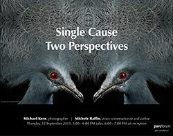 PARC Forum -- Single Cause:  Two Perspectives