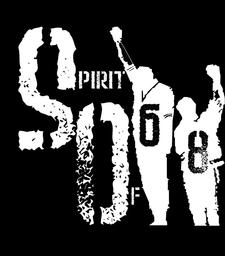 Spirit of '68 Promotions logo