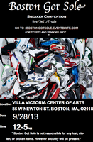 Boston Got Sole Sneaker Convention