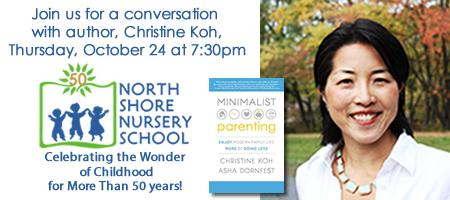 A Conversation with Christine Koh Author of Minimalist ...