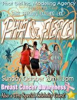 "Phat Phasion Presents ""Phat & Fierce"" Fashion Show 2013"