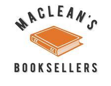 MacLean's Booksellers logo