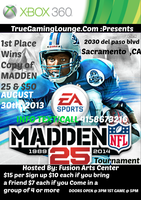 Madden 25 Tournament (Who's Number 1?)...