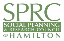 Social Planning and Research Council of Hamilton logo