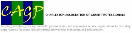 Fall Into Grant Writing - sponsored by the Charleston...
