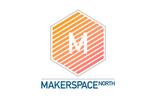 Makerspace North logo