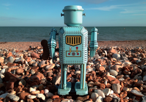 For the love of robots. A celebration of the...