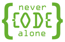 Never Code Alone logo