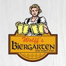 Wolff's Biergarten logo