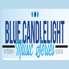 Blue Candlelight Music Series logo