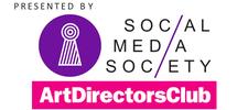 The Social Media Society & The Art Directors Club logo