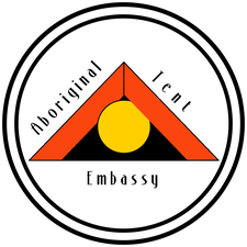 Aboriginal Tent Embassy Canberra logo