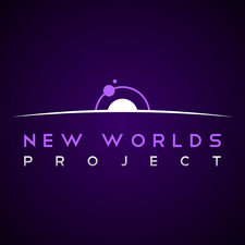 New Worlds Project ASBL logo